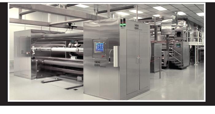 New Era Converting Machinery | Web Converting Equipment