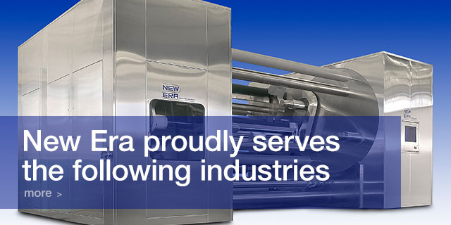 New Era proudly serves the following industries