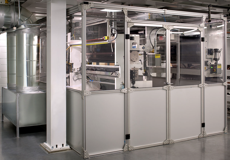 Area Type Coater Enclosure
