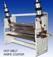 Hot Melt Knife Coater