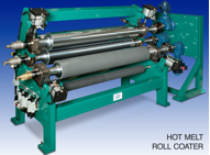 Hot Melt Roll Coater