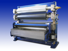 Multi-Roll Wax Coater