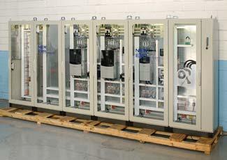 Allen Bradley Drive Cabinet