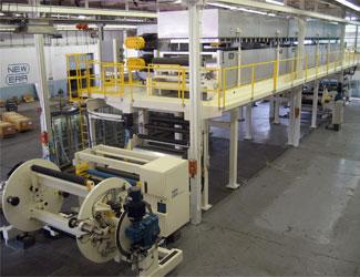 PVDC Coating Line