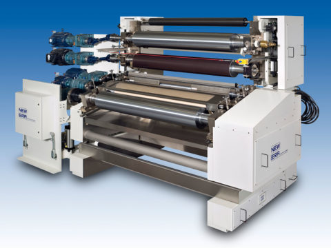 Modular Five Roll Silicone Coater