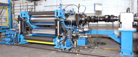 High Precision Hot Melt Roll Coater