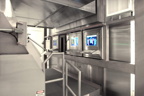 Machine Mounted HMI Stations