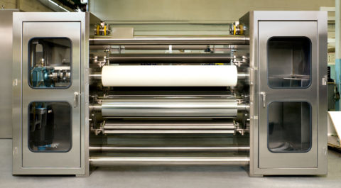 Clean room Two Roll Laminator