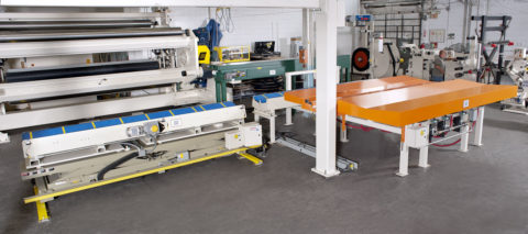 Custom Roll Handling Systems for Unwinds and Winders