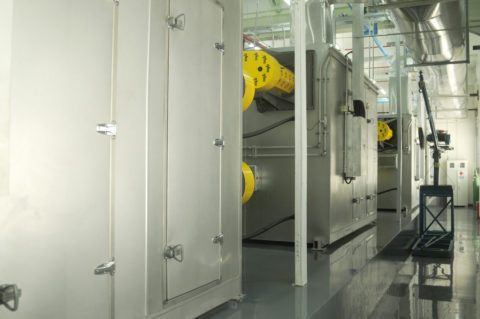 Web Dryer Apparatus Units
