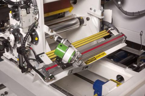 Traversing Knife Cut-Off System