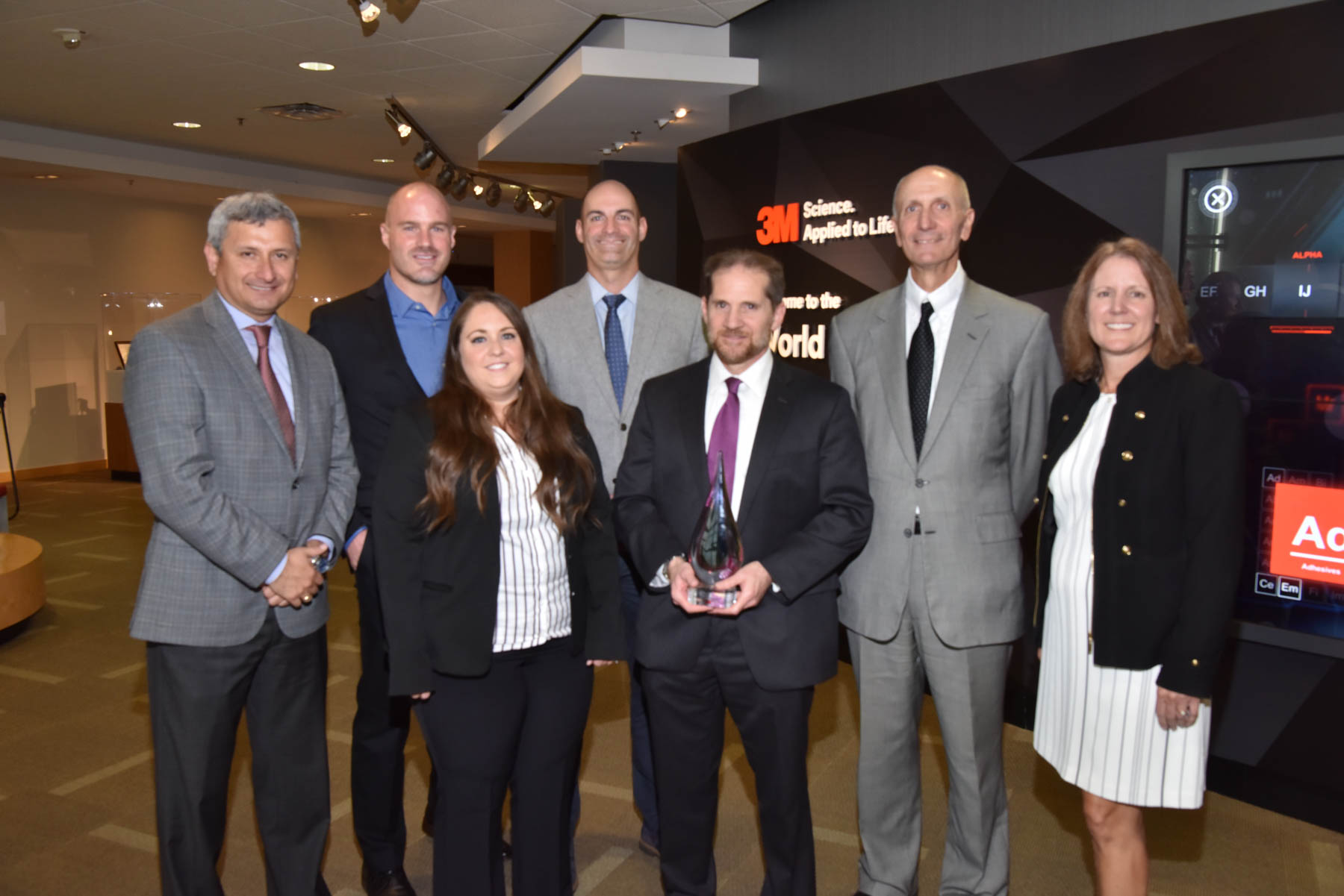 New Era Converting Machinery, Inc  Wins 3M Supplier of the