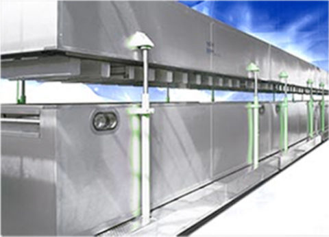 Air Flotation Dryer